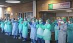Vídeo coronavirus: El aplauso más emotivo del Hospital Virgen del Rocío