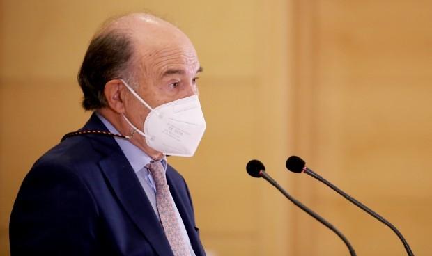 Villarig se ve al frente de los médicos de CyL sin pasar por las urnas