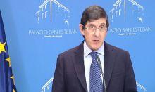 Villegas no se quita la bata en su primer Consejo de Gobierno