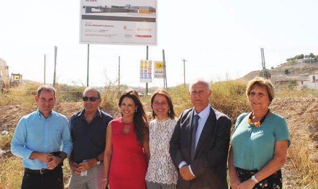 Vinalopó inicia las obras del Centro de Salud de Aspe