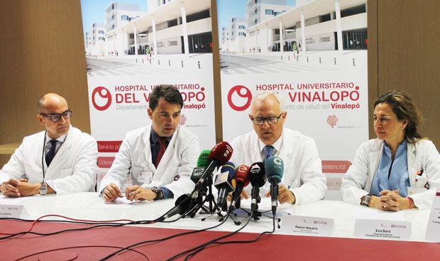 Vinalopó tiene un 50% menos de espera que los hospitales de gestión pública