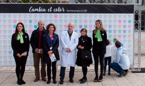 Virgen del Rocío se suma a la campaña por la colangitis biliar primaria