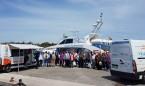 Vital Aire colabora con pacientes de EPOC en el Estrecho de Gibraltar
