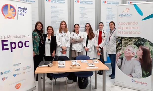 VitalAire conciencia sobre el valor del diagnóstico precoz de la EPOC