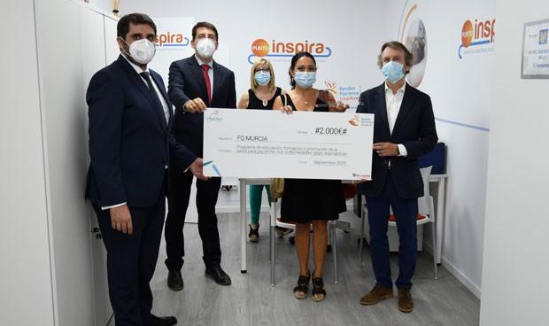 VitalAire entrega los premios de la IV Edición de las Ayudas Paciente