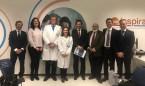 VitalAire estrena punto de terapias respiratorias en el Hospital de Henares