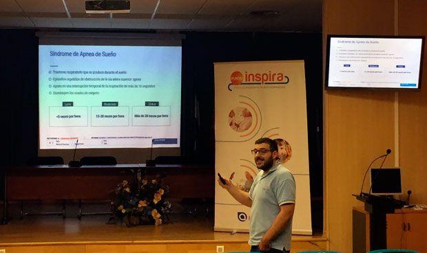 VitalAire imparte un taller sobre los cuidados para la apnea del sueño