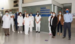 VitalAire inaugura un nuevo Punto Inspira en Mallorca para crónicos