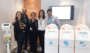 VitalAire presenta en Separ los proyectos de sus Ayudas Paciente VitalAire