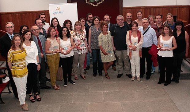 Vitalaire premia 16 proyectos para pacientes de terapias respiratorias