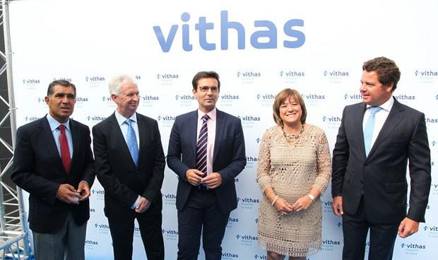 Vithas inaugura el primer hospital construido por el grupo en España