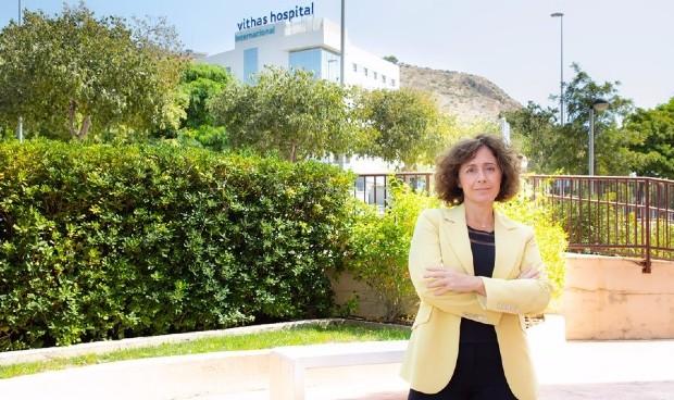 Vithas nombra a Victoria Verdú directora en Comunidad Valenciana y Cataluña
