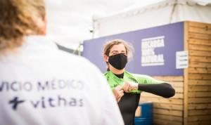Vithas repite como soporte médico oficial de la World Surf League en España