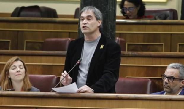 Xavier Eritja (ERC), secretario de la Comisión de Sanidad del Congreso