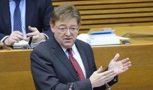 """Ximo Puig defiende la respuesta """"serena"""" del Consell ante el coronavirus"""
