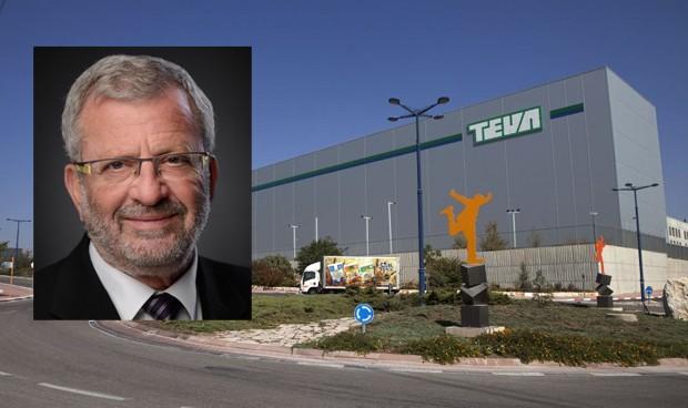 Yitzhak Petersburg, nuevo presidente y CEO interino de Teva