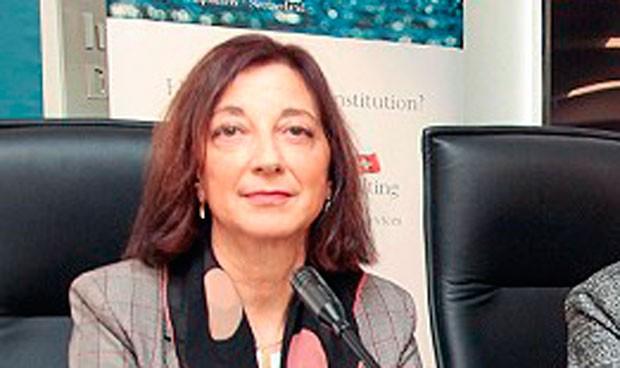 Yolanda Agra, subdirectora adjunta de Promoción, Prevención y Calidad