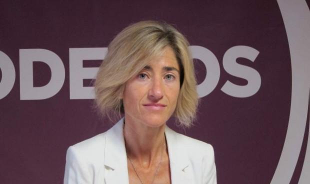 """Zabala, de Podemos, critica la """"falta de inversión"""" en sanidad de Urkullu"""