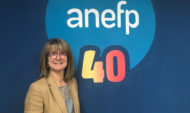Zabala es reelegida como presidenta de Anefp