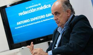 """Zapatero: """"Interna y Primaria no pueden liderar la cronicidad a coste cero"""""""
