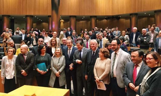 """Zapatero pone la Ley de Dependencia como ejemplo de """"patriotismo social"""""""