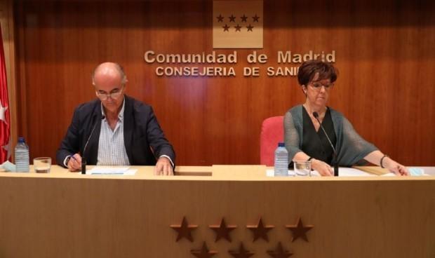 Zapatero y Andradas 'celebran' su aniversario