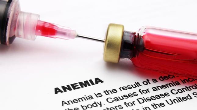 ¿Cómo se diagnostican las anemias?