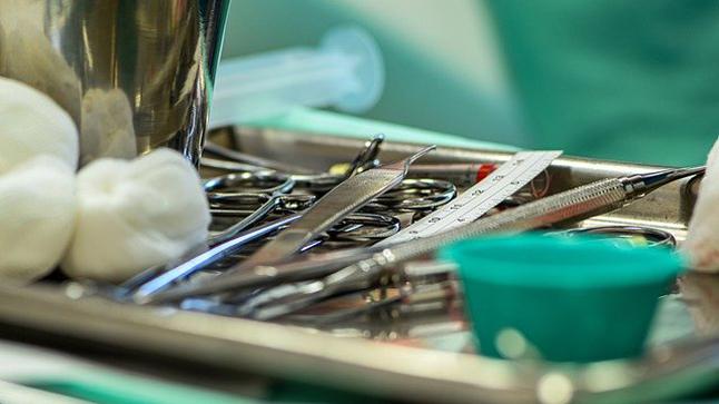 Procedimiento de una biopsia de médula ósea