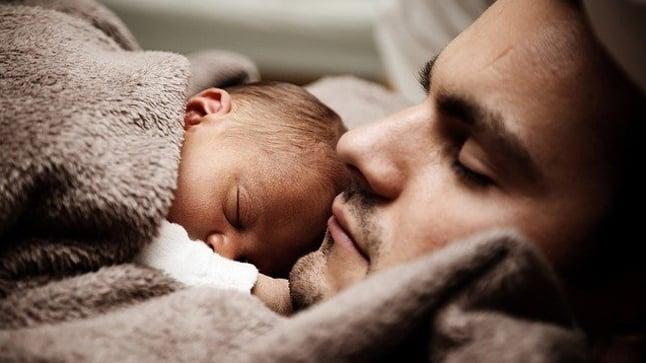 Recomendaciones a la hora de acostar al recién nacido
