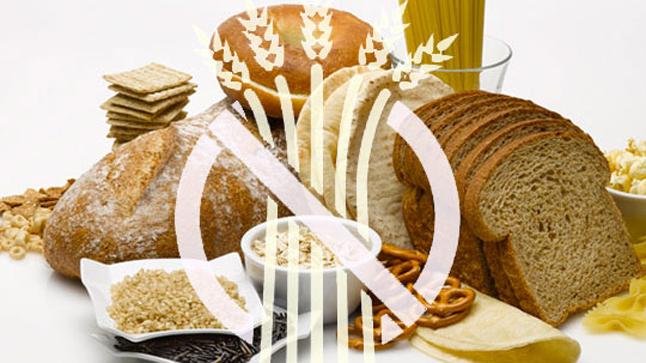 Alimentos permitidos en una dieta sin gluten