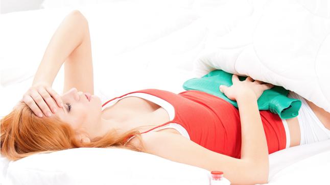 Causas y tratamiento de la dismenorrea