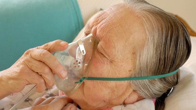 ¿Cómo se diagnostica la insuficiencia respiratoria?