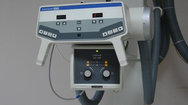 ¿Cuándo se solicita una radiografía del tórax?
