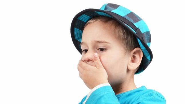 ¿Cómo se diagnostica la tos en niños?